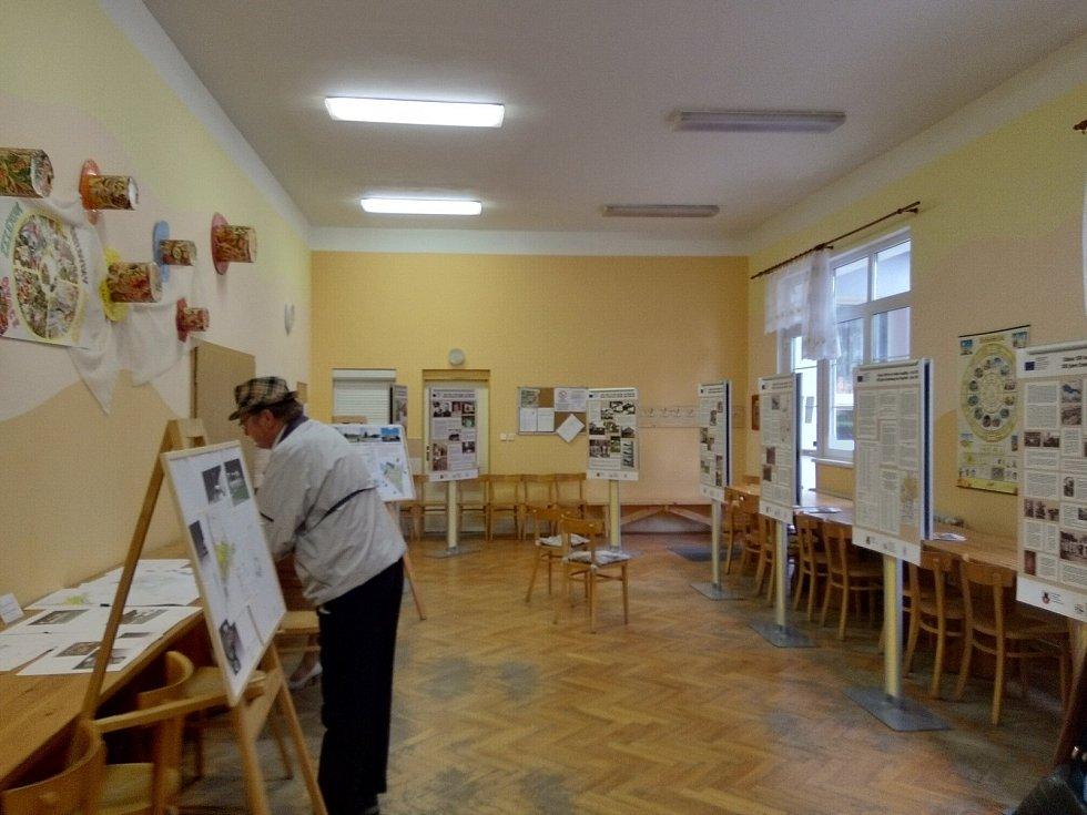 Kulturní akce v Drmoulu.