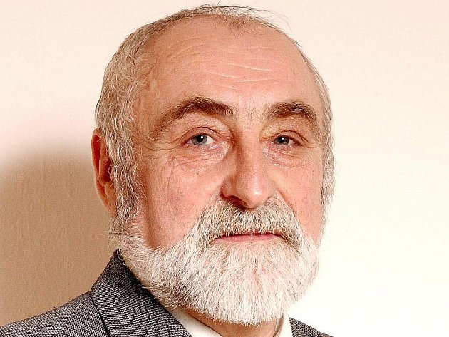 Pavel Vanoušek, starosta Chebu.