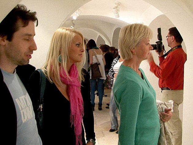 KontAKTfoto 2009 je název výstavy, která začala v chebské Galerii 4.
