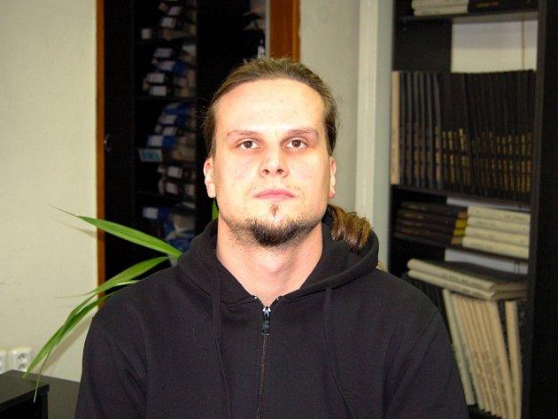 Kapelník metalové Pandemie Jaroslav Friedrich