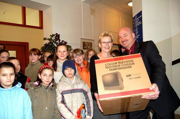 Na františkolázeňské radnici se konalo slavnostní předání cen v celorepublikové soutěži O nejkrásnější kraslici