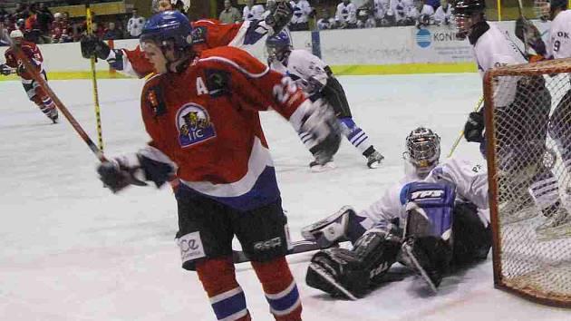 Junioři HC Mariánské Lázně zvítězili na ledě Loun.