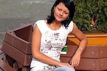Petra Mračková z Chebu si chce vychutnat první jarní paprsky