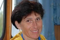 Ředitelka Krajské veterinární správy Karlovy Vary Mária Slepičková.