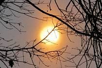 Slunce.