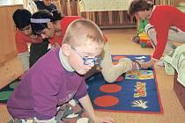 ZAŘÍZENÍ PRO DĚTI Mája slouží jako týdenní i denní stacionář pro handicapované klienty.