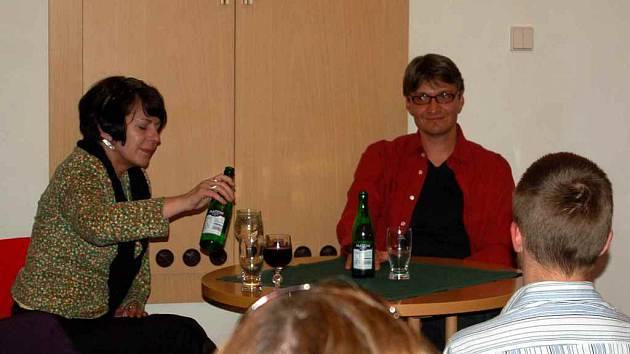 Režisér Jan Svěrák se představil chebskému publiku