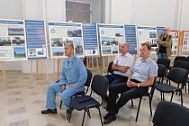 VÝSTAVA s názvem 100 let vojenské hydrometeorologie bude v chebské Sv. Kláře k vidění do poloviny září.