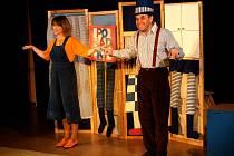 MANŽELÉ TÁBORŠTÍ si pro malé návštěvníky nachystali divadelní představení. To se uskuteční v sobotu 12. září v novém kulturním domě LaRitma v Aši.