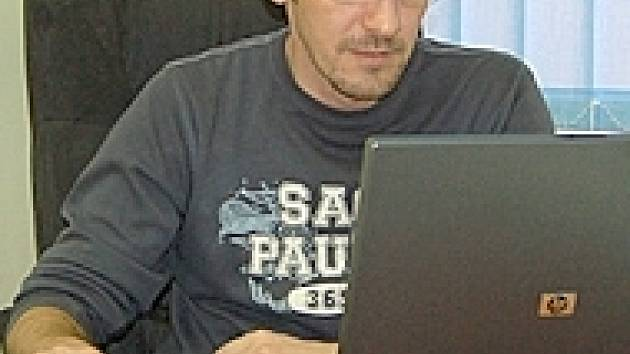 Jan Kytka z chebského Ekocentra