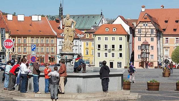 Budova chebského Špalíčku na náměstí Krále Jiřího z Poděbrad se už stala symbolem Chebska
