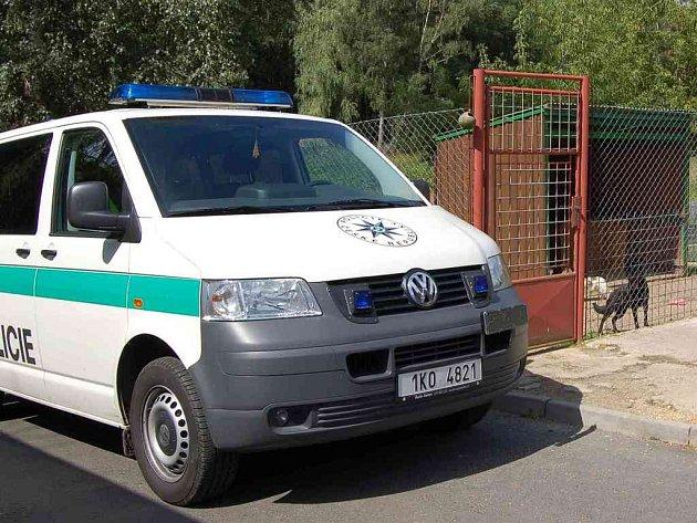 Zloději z psího útulku v Hraničné na Chebsku zatím policii unikají