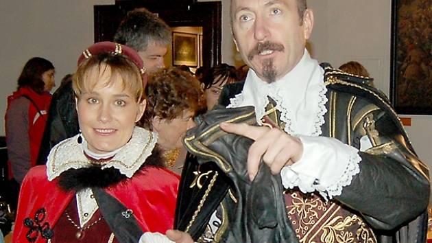 Vévoda z Valdštejna v chebském muzeu