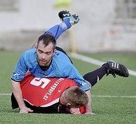 FC Cheb přišel o třígólový náskok