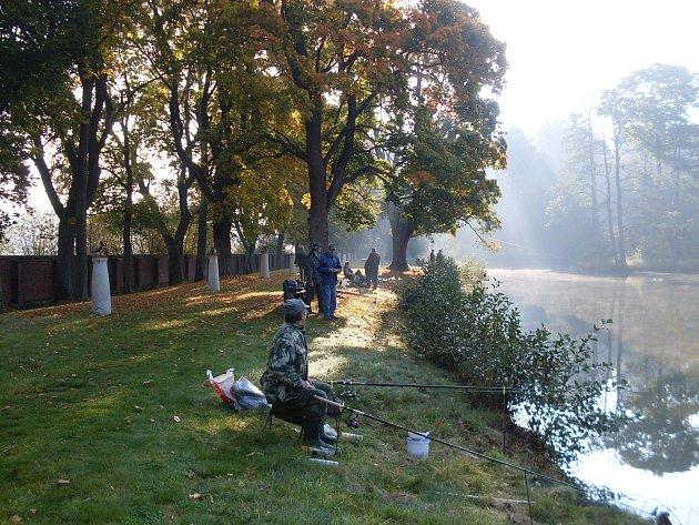 Rybářské závody policejních veteránů