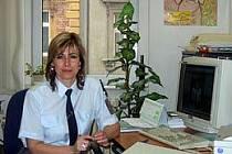 Jitka Blahutová, tisková mluvčí Celního ředitelství Plzeň