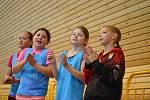 Prvním kolem odstartovala Lázeňská školní liga v miniházené.