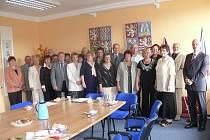 Pedagogové ocenění krajským radním Vratislavem Emlerem