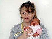 MÁRIA LAMBOTOVÁ si poprvé prohlédla svět v pátek 30. března v 13.12 hodin. Vážila 2970 gramů a měřila 48 centimetrů. Z malé Márinky se těší doma  v Aši bráška Jiřík, maminka Mária a tatínek Jiří.