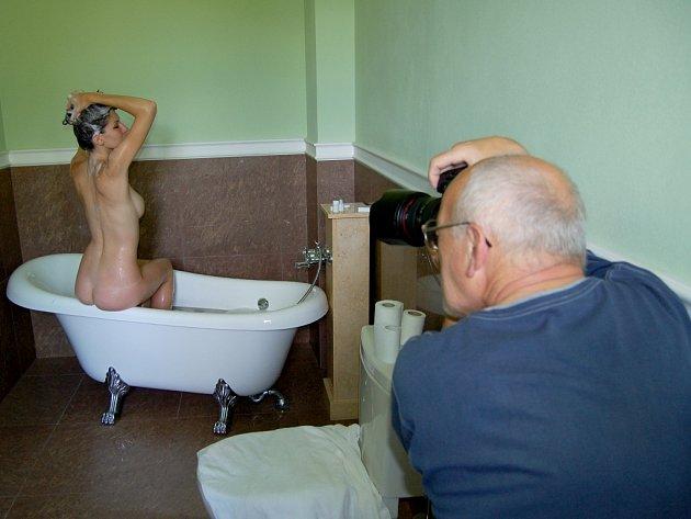 DALŠÍ ročník fotografického workshopu KontAKTfoto se uskutečnil na zámku v Kamenném Dvoře.