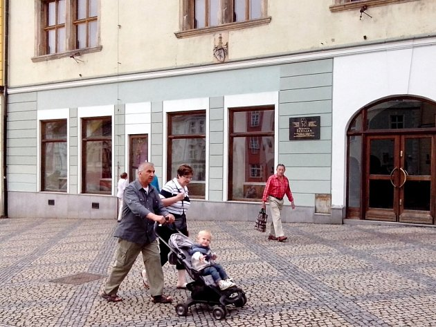 Prostory po bývalém železářství U Paška.