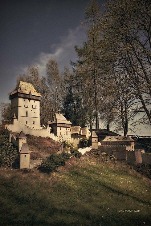 Z parku miniatur. Foto: Robert Raček