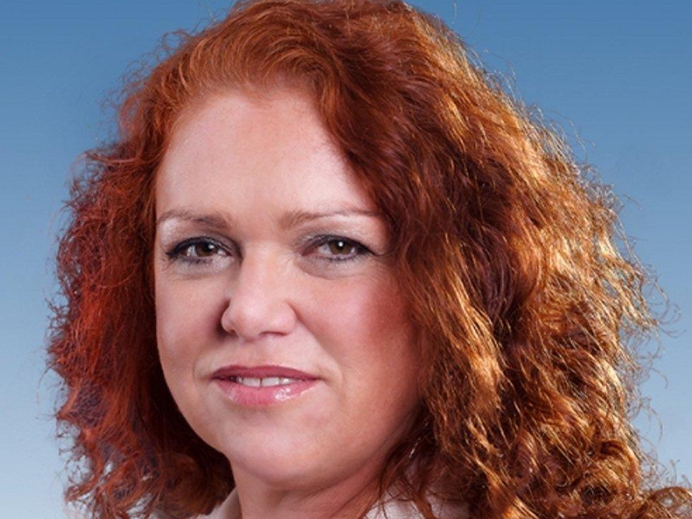 Svatava Štěrbová, 49 let, právnička a zastupitelka města Kladruby, ZELENÍ + SEN 21.