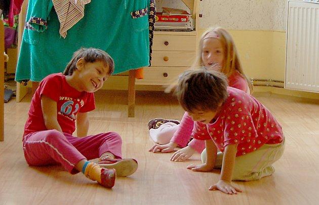 Dětský domov v Chebu je v těchto dnech téměř prázdný