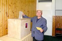 Komunální volby na Chebsku.