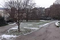 Do centra Karlových Varů se vydal Hynek Majer.