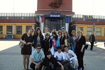 Ruské studenty Chebsko nadchlo. Zaujala je i další česká města.