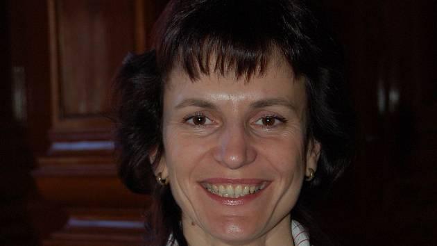 Jana Pavlíková, tisková mluvčí Krajského úřadu