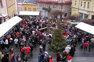 Vánoční setkání v Lubech