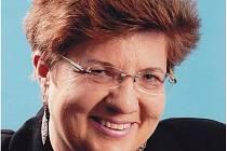 Marie Formáčková, spisovatelka, publicistka a doktorka.