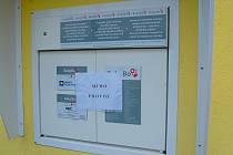 BABYBOX V CHEBU je mimo provoz. Důvodem jsou nevyjasněné majetkoprávní vztahy. Zeď , kde je zařízení nainstalované, nevlastní nemocnice ale zahraniční společnost.