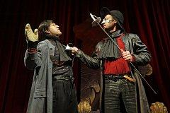 SEZONU DIVADLO zahájí představením Cyrana z Bergeracu, a to v neděli 14. září od 16 hodin.