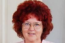 Marie Mudrová.