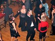 Maškarní ples v Chebu