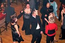 Policejní ples v Chebu