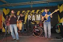 Jam Night 9 Na Rampě.