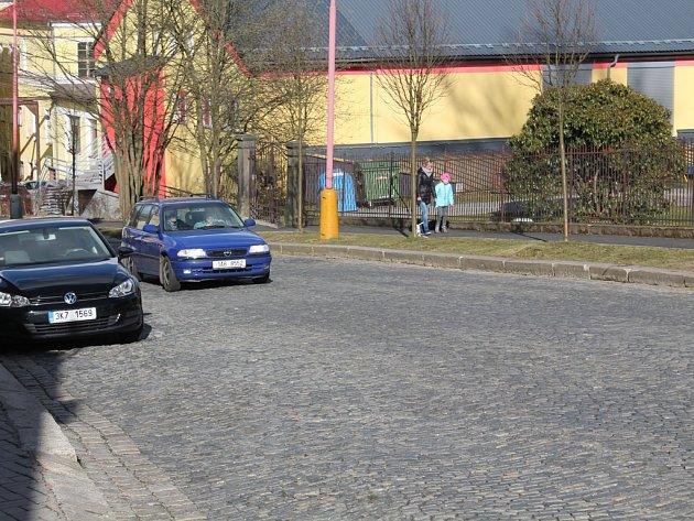 Ulice Gustava Geipela