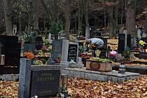 Žádné velké návaly se nekonaly o víkendu na hlavním karlovarském hřbitově v Drahovicích. Důvodem je pandemie. Zatímco v minulosti proudily na hřbitov davy lidí a nebylo zde téměř kde zaparkovat, letos byl poslední předdušičkový víkend velmi poklidný.