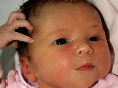 ŠÁRKA ŠULKOVÁ se poprvé rozkřičela v pondělí 15. listopadu v 11.13 hodin. Při narození vážila 2980 gramů a měřila 48 centimetrů. Maminka Petra a tatínek Luboš se radují z malé dcerušky doma v Aši.