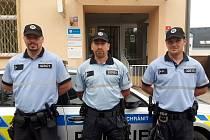 Policisté po zásahu