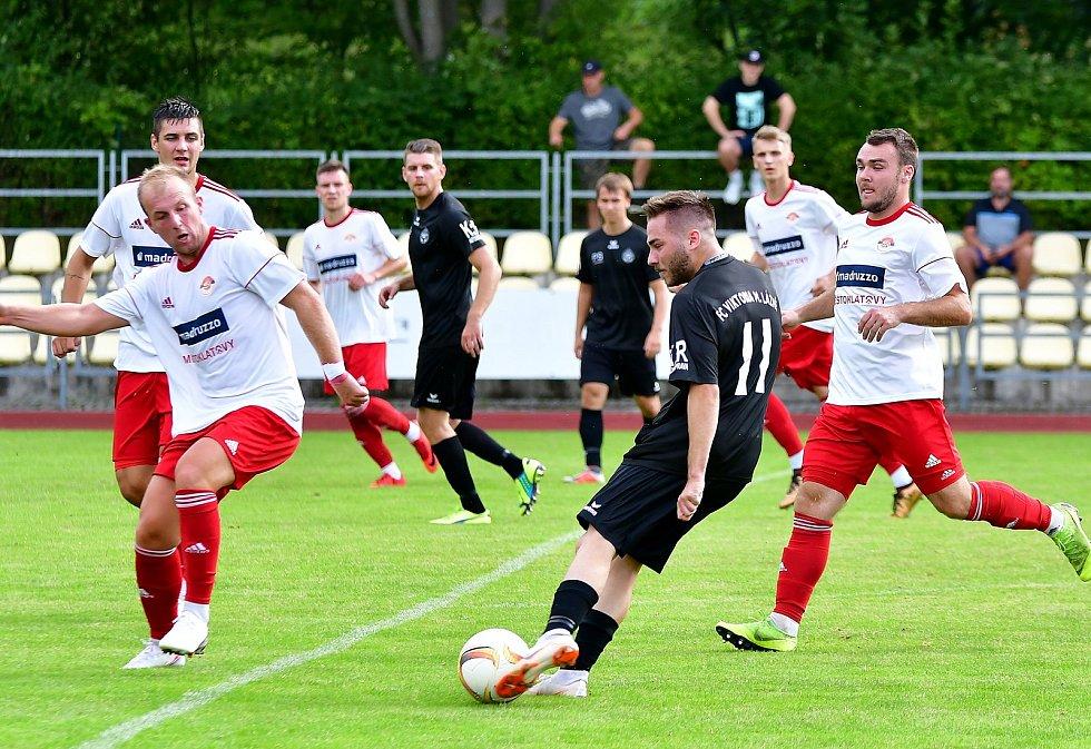 První bod si v podzimní části připsala na konto mariánskolázeňská Viktoria, která remizovala 0:0 s týmem Klatov.