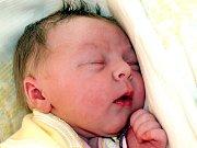 SÁRA SLOUPOVÁ přišla na svět ve čtvrtek 5. listopadu ve 4.35 hodin. Při narození vážila 3100 gramů a měřila 47 centimetrů. Pětiletý Mareček, tatínek Petr a maminka Markéta se radují z malé Sáry a už těší domů do Františkových Lázní.