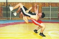 Mariánskolázeňští zápasníci měli soustředění