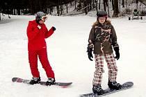Mariánskolázenští lyžaři se dočkali.