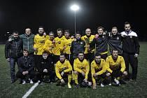Vítězné mužstvo - SV Poppenreuth