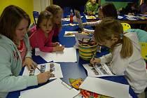 Masopust a Velikonoce se staly tématem příměstského jarního tábora, které pořádalo Muzeum Cheb. Jarního tábora se zúčastnilo šestnáct dětí.